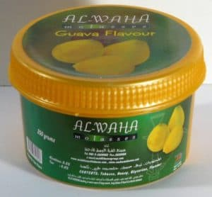 Al-Waha guava izu dohany