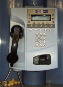 Utcai telefonfulke Kairoban