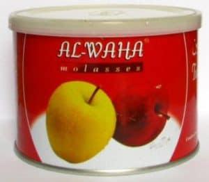 Al-Waha ketalmas vizipipa dohany