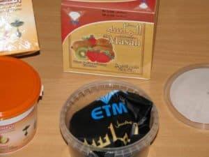 Al Masah csomagolasa