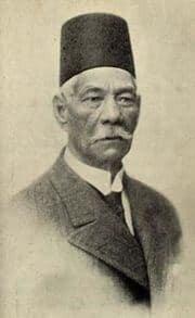 Zaghloul bacsi
