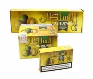 Al-Sultan mango vizipipa dohany