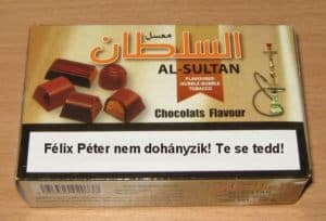 Al Sultan csokolade