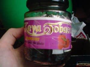 Kaya tobacco eper dohany