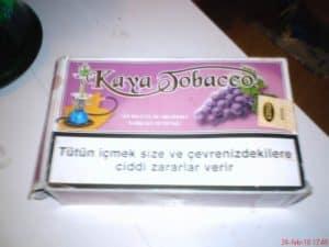 Kaya tobacco szolo