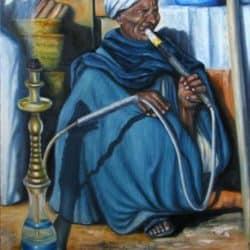 vpart7116766 2013 45x50 hookah smoker oil canvas